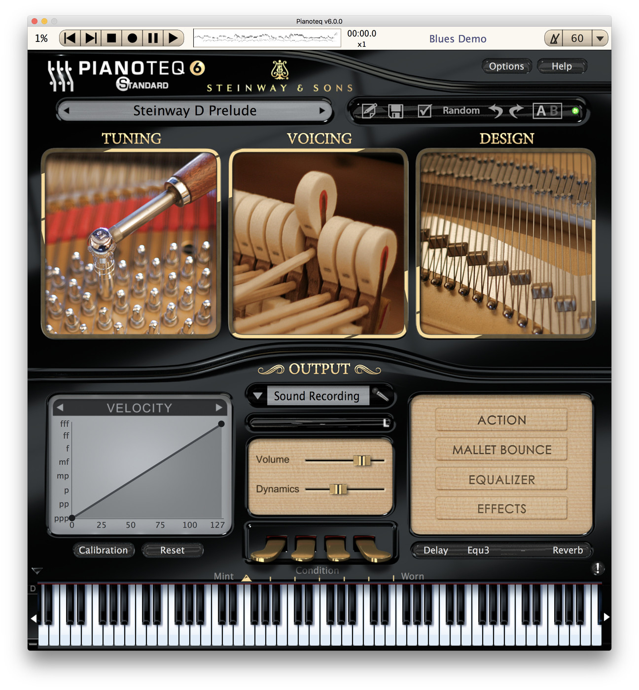 Pianoteq Standard 6.0 WIN/MAC Download Version